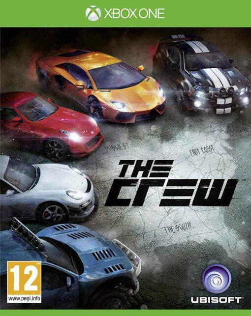 Hra The Crew pro XBOX ONE XONE X1 konzole