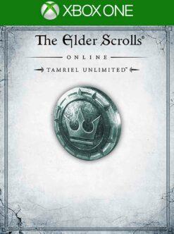 Hra The Elder Scrolls Online (Tamriel unlimited edition) pro XBOX ONE XONE X1 konzole