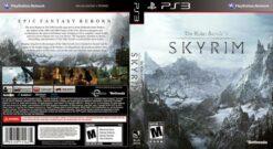 Hra The Elder Scrolls V: Skyrim pro PS3 Playstation 3 konzole