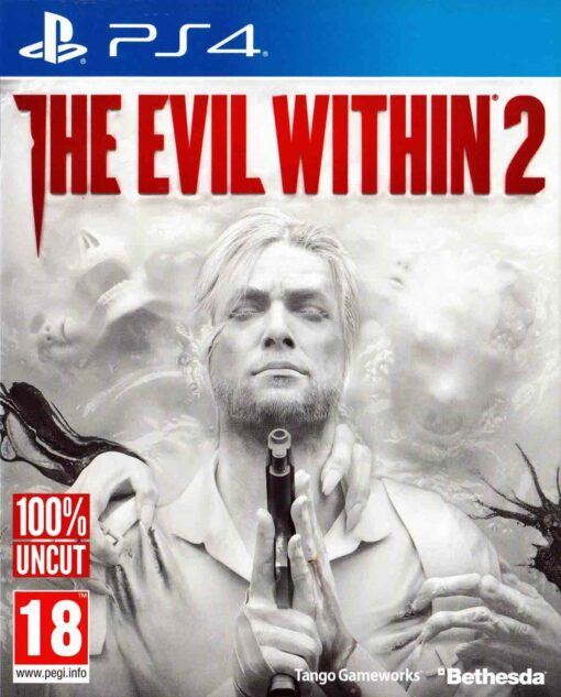 Hra The Evil Within 2 pro PS4 Playstation 4 konzole