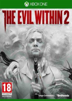 Hra The Evil Within 2 pro XBOX ONE XONE X1 konzole
