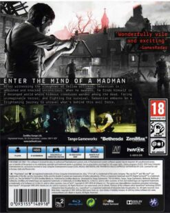 Hra The Evil Within pro PS3 Playstation 3 konzole