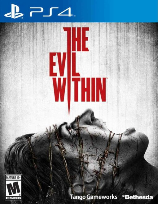 Hra The Evil Within pro PS4 Playstation 4 konzole