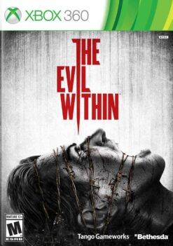 Hra The Evil Within pro XBOX 360 X360 konzole