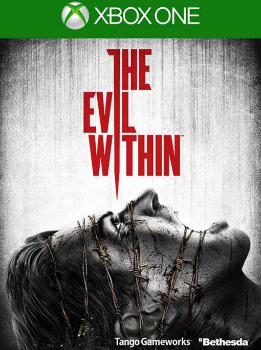 Hra The Evil Within pro XBOX ONE XONE X1 konzole