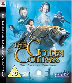 Hra The Golden Compass pro PS3 Playstation 3 konzole