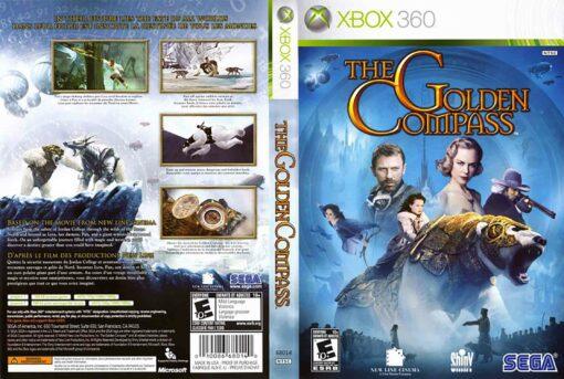 Hra The Golden Compass pro XBOX 360 X360 konzole