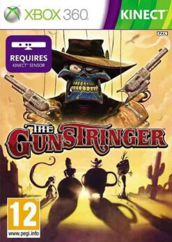 Hra The Gunstringer pro XBOX 360 X360 konzole