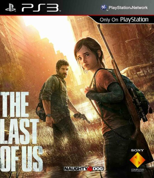 Hra The Last Of Us pro PS3 Playstation 3 konzole