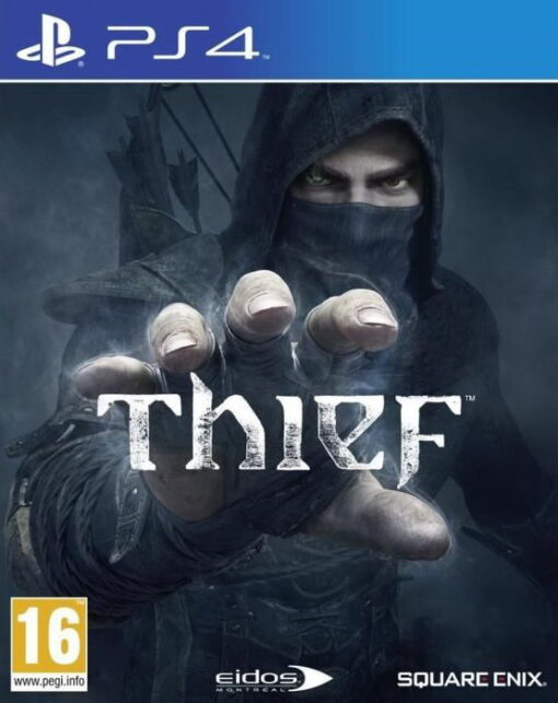Hra Thief pro PS4 Playstation 4 konzole