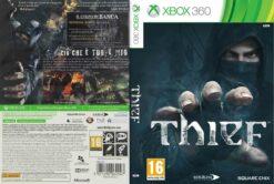 Hra Thief pro XBOX 360 X360 konzole
