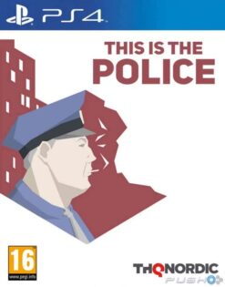 Hra This Is The Police pro PS4 Playstation 4 konzole
