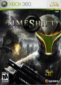 Hra Timeshift pro XBOX 360 X360 konzole