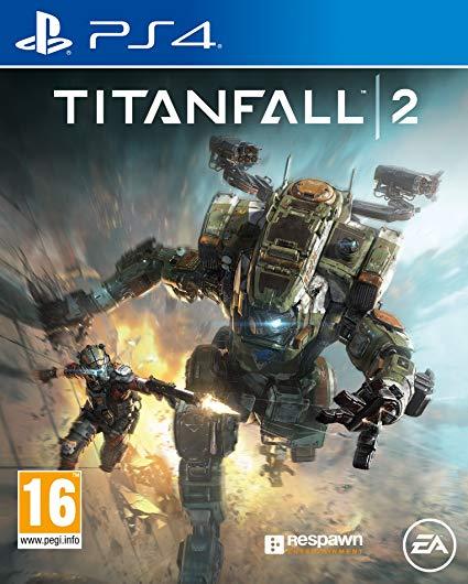 Hra Titanfall 2 pro PS4 Playstation 4 konzole