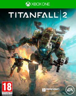 Hra Titanfall 2 pro XBOX ONE XONE X1 konzole
