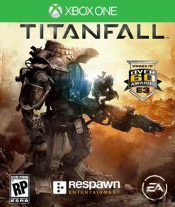 Hra Titanfall pro XBOX ONE XONE X1 konzole