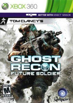 Hra Tom Clancy's Ghost Recon: Future Soldier pro XBOX 360 X360 konzole