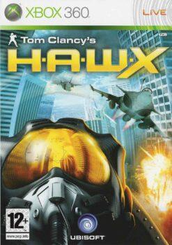 Hra Tom Clancy's H.A.W.X. pro XBOX 360 X360 konzole