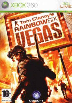 Hra Tom Clancy's Rainbow Six: Vegas pro XBOX 360 X360 konzole
