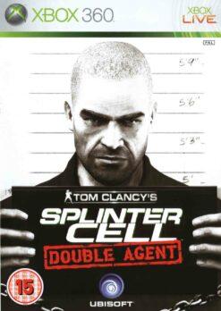 Hra Tom Clancy's Splinter Cell: Double Agent pro XBOX 360 X360 konzole