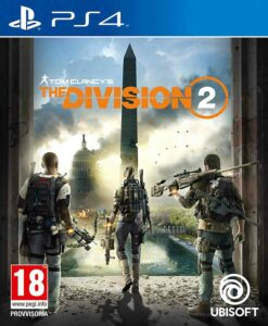 Hra Tom Clancy's: The Division 2 pro PS4 Playstation 4 konzole