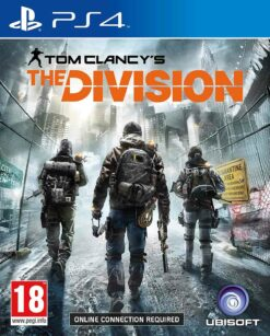 Hra Tom Clancy's: The Division pro PS4 Playstation 4 konzole