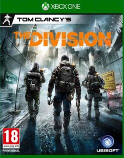 Hra Tom Clancy's: The Division pro XBOX ONE XONE X1 konzole