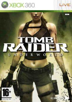 Hra Tomb Raider: Underworld pro XBOX 360 X360 konzole