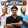 Hra Top Spin 3 pro XBOX 360 X360 konzole