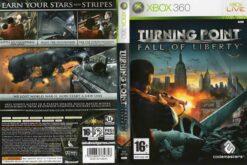 Hra Turning Point: Fall Of Liberty pro XBOX 360 X360 konzole