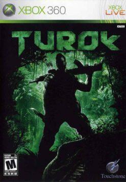 Hra Turok pro XBOX 360 X360 konzole