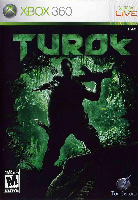 Turok pro XBOX 360