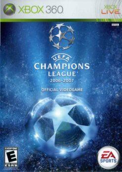 Hra UEFA Champions League 2006-2007 pro XBOX 360 X360 konzole