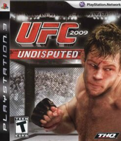 Hra UFC 2009: Undisputed pro PS3 Playstation 3 konzole