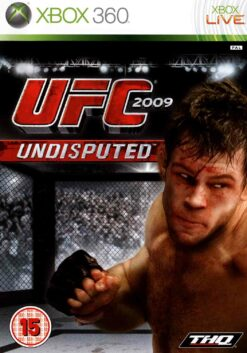 Hra UFC 2009: Undisputed pro XBOX 360 X360 konzole