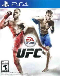 Hra UFC: Ultimate Fighting Championship pro PS4 Playstation 4 konzole