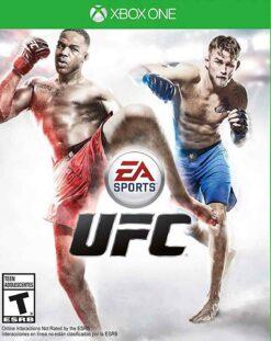 Hra UFC: Ultimate Fighting Championship pro XBOX ONE XONE X1 konzole