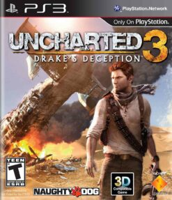 Hra Uncharted 3: Drake's Deception pro PS3 Playstation 3 konzole