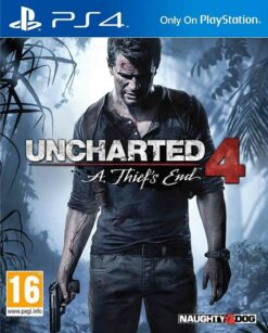 Hra Uncharted 4: A Thief's End pro PS4 Playstation 4 konzole