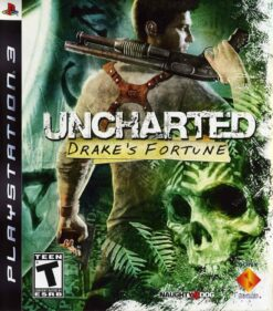Hra Uncharted: Drake's Fortune pro PS3 Playstation 3 konzole