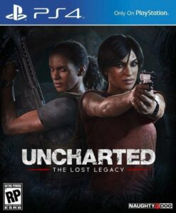 Hra Uncharted: The Lost Legacy pro PS4 Playstation 4 konzole