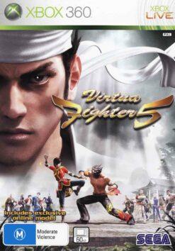 Hra Virtua Fighter 5 pro XBOX 360 X360 konzole