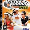 Hra Virtua Tennis 2009 pro PS3 Playstation 3 konzole