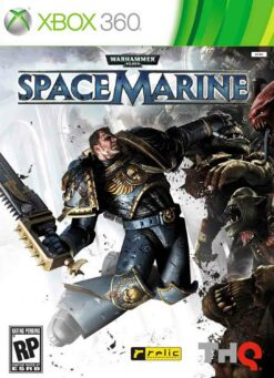 Hra Warhammer 40000: Space Marine pro XBOX 360 X360 konzole