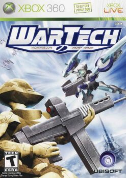 Hra Wartech: Senko No Ronde pro XBOX 360 X360 konzole