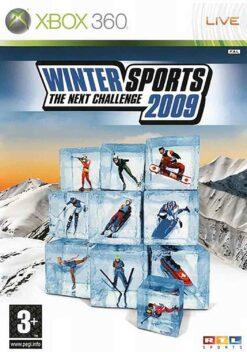 Hra Winter Sports 2009: The Next Challenge pro XBOX 360 X360 konzole