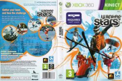 Hra Winter Stars pro XBOX 360 X360 konzole