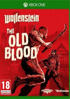 Hra Wolfenstein: The Old Blood pro XBOX ONE XONE X1 konzole